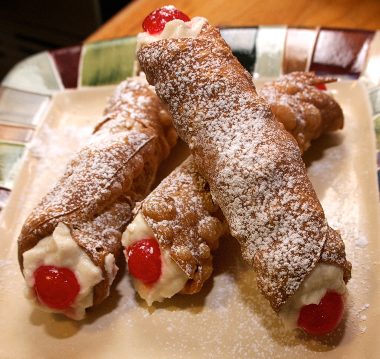 Cannoli Kitchen: Mommalatteskitchen